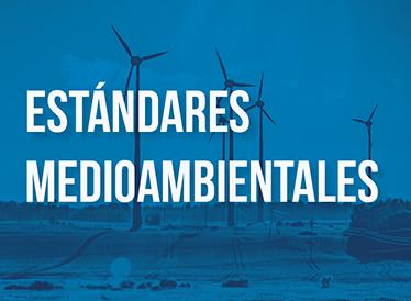 Estandares Medioambientales - Sistemas de gestion
